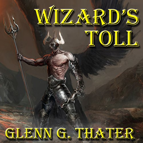 Wizard's Toll audiobook cover art