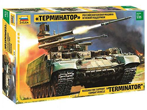 Zvezda 500783636 - Panzer - 1:35 BMPT - Terminator