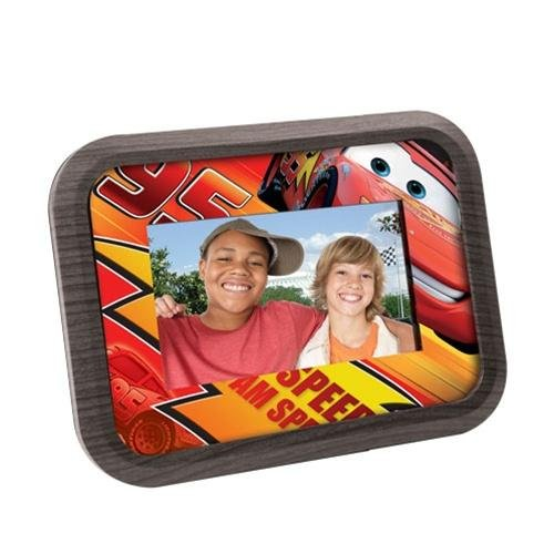 """Pirates Carribean/ Cars 7"""" LCD Picture Frame"""
