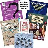 Tarquin Kit de aprendizaje en casa - Diversión para edades de 9 a 10 años (básico)