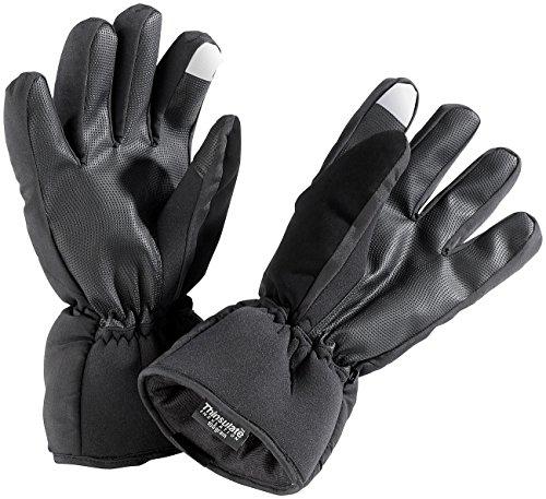 infactory Beheizte Handschuhe: Beheizbare Handschuhe Gr. M (Handschuhe mit Heizung)
