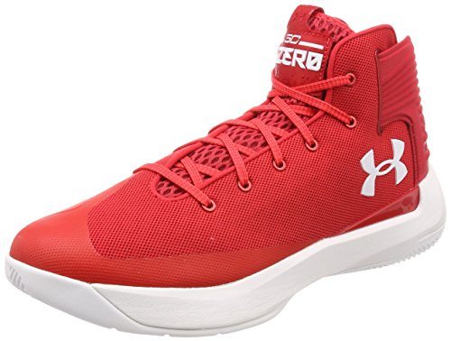 Under Armour Men's Curry 3Zero- Best Youth Basketball Shoes for Flat Feet