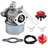 Harbot 640311 Carburetor for Tecumseh 640094 632712 HSK850 TH139SA 3HP 3.25HP 3.5HP 3.75HP Engine Snow Blower