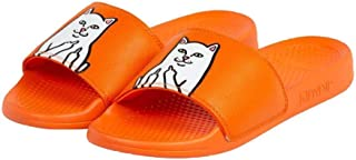 Lord Nermal Slides Orange