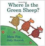 Where Is the Green Sheep? by Mern Fox children's green book