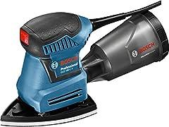 Bosch Professional vibrerande slipmaskin GSS 160-1 A Multi (180 watt, 1,6 mm vibrerande krets, i L-BOXX)