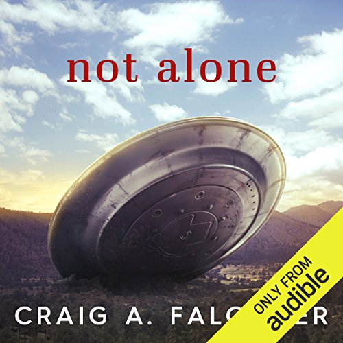 Not Alone Titelbild