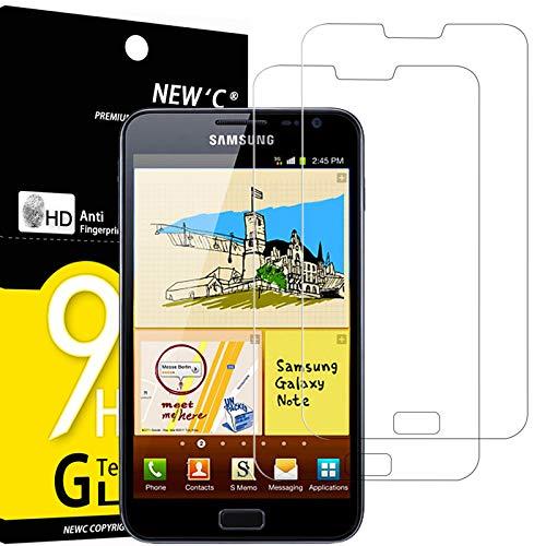 NEW'C 2 Unidades, Protector de Pantalla para Samsung Galaxy Note 1 N9220,...