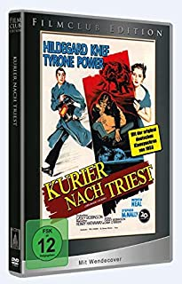 Kurier nach Triest - Filmclub Edition #59 - Limited Edition auf 1200 Stück
