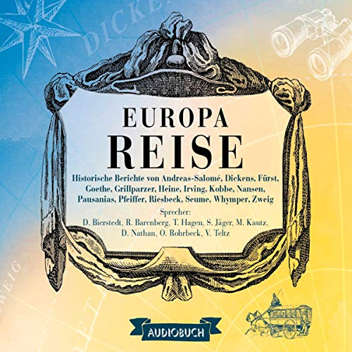 Europareise  By  cover art