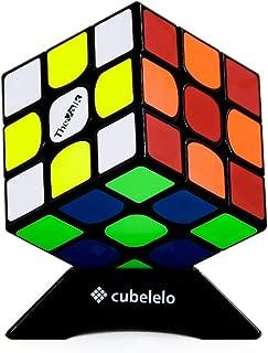 QiyI Cubelelo Valk 3 3x3 Black 3x3 Magic Cube Flagship 3x3x3 Premium Speedcube