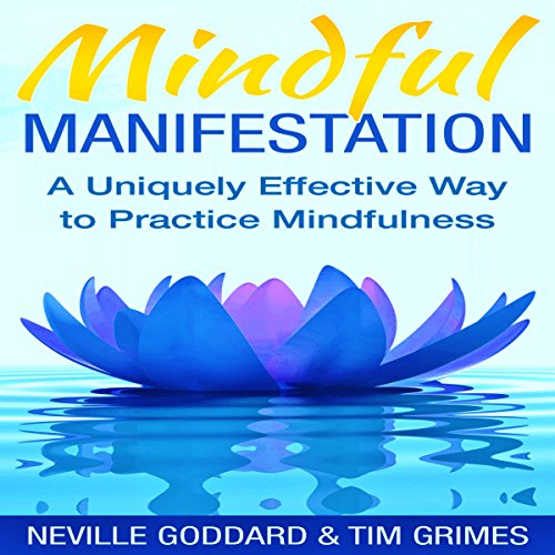Mindful Manifestation audiobook cover art