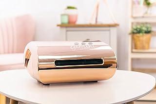 Gemini Crafter's Companion Junior Machine de découpe et d'embossage portable en or rose (37,9 x 25,5 x 21 cm)