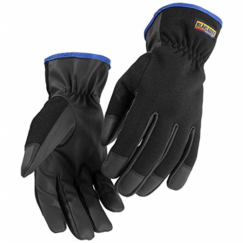 Handschuh Handwerk Schwarz