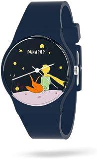 Panapop   Friend of Mine   Reloj Pulsera Mujer   Correa Azul Marino Silicona   El Principito   Licencia Oficial Le Petit P...