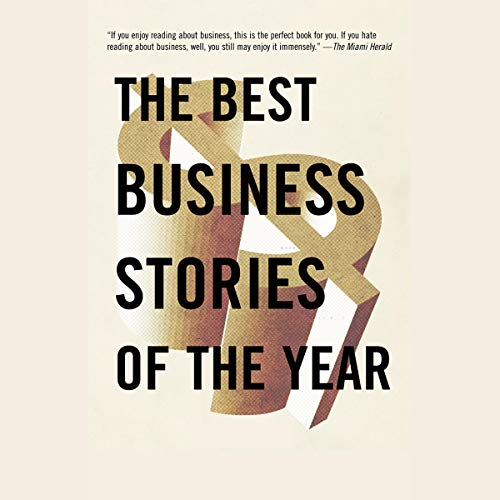 The Best Business Stories of the Year, 2002 Edition audiobook cover art