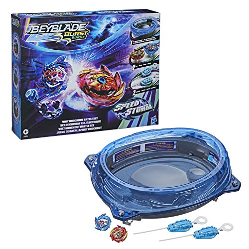 Beyblade Speedestorm Estadio Volt...