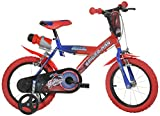 Dino 163G-SA Bicicletta Spiderman 16'