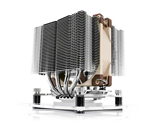 Noctua NH-D9L, Disipador de CPU de Doble Torre y Máxima Calidad (92 mm, Marrón)