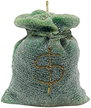 Money Bag Candle Fortune and Good Luck - Prosperity, Casino, Good Business, Feng Shui (4