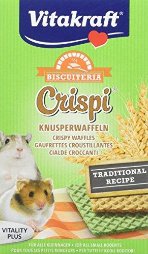 Vitakraft Friandises Crispi'S Gaufrettes Petits...