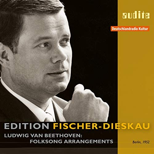 Dietrich Fischer-Dieskau, Michael Raucheisen, Grete Eweler-Froboese, Irmgard Poppen, Herbert Froitzheim & Rias Kammerchor