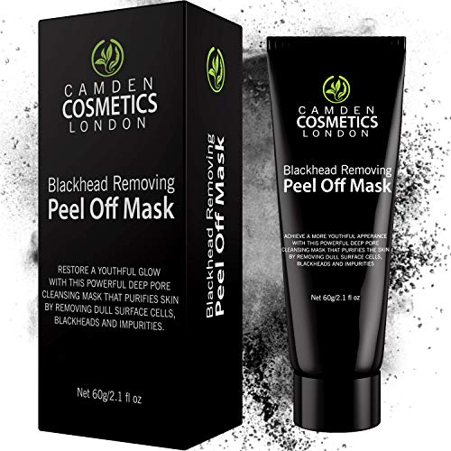 *SPECIAL OFFER* Premium Charcoal Face Mask - Blackhead Remover Mask 60 g -...