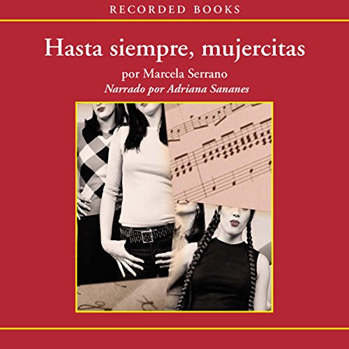 Hasta Siempre Mujercitas [So Long, Little Women] audiobook cover art
