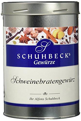 Schuhbeck Schweinebratengewürz, 1er Pack (1 x 350 g)