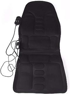 NXYJD Silla Trasera eléctrica Aliviar el Dolor de automóvil Masajeador Almohada Cojín para el Cuello de la acupresión Cojín de Asiento (Color : Style2)