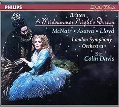 Britten - A Midsummer Night's Dream / McNair, Asawa, Lloyd, Bostridge, Ainsley, Summers, Watson, Sir Colin Davis