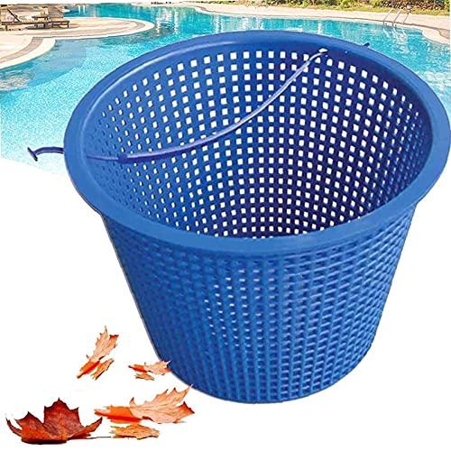 MRDUEWS Piscina Skimmer Cesta, Piscina Skimmer Socks Filtro, Tinas Jacuzzi Piscina Skimmer Basket, Piscina Accesorios de mantenimiento, Filtro de la piscina de reemplazo para Limpias Escombros y hojas