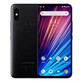 UMIDIGI F1 Play 6GB+64GB 5150mAh Battery 6.3 inch Full Screen Android 9.0 MTK Helio P60 Octa Core up to 2.0GHz GSM & WCDMA & FDD-LTE (Black)