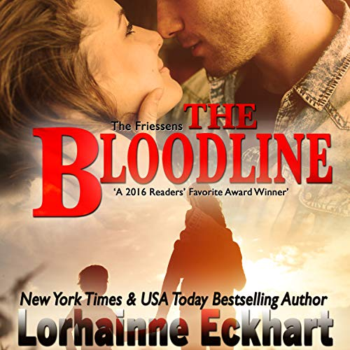The Bloodline Audiobook By Lorhainne Eckhart cover art