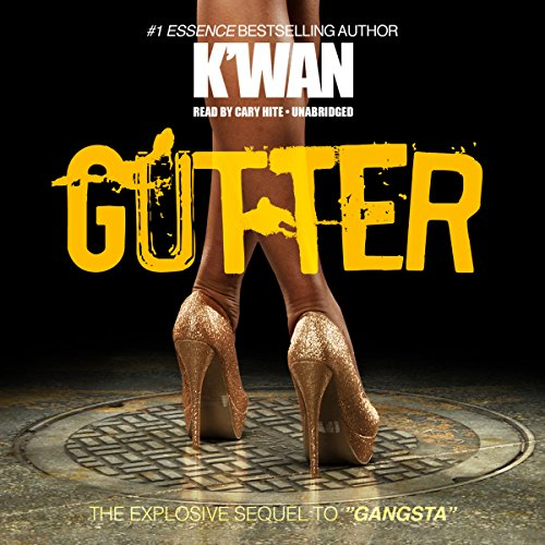 Gutter audiobook cover art