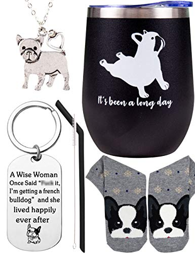 French Bulldog Gifts for Women, Frenchie Lovers Gifts for Women, French Bulldog Yoga, French Bulldog Lover Gifts, Frenchie Gifts for Women Funny, French Bulldog Lover Gifts, French Bulldog Tumbler