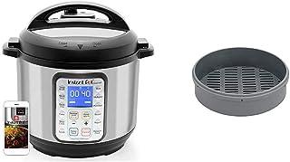 Instant Pot Smart WiFi 8-in-1 Electric Pressure Cooker, Sterilizer, Slow Cooker, Rice Cooker, Steamer, Saute, Yogurt Maker...