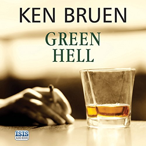 Green Hell audiobook cover art