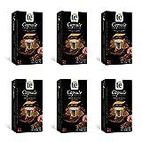 CUIDA TÉ - Té Nego Cápsulas Nespresso, Té Negro Earl Grey, Compatibles con Máquinas Nespresso,...