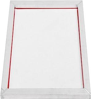 CROSYO Cadre en Aluminium d'impression d'écran 20 * 30cm / 200m / 300m / 350m / 380m / 420m Cadre de Maille de Maille sur ...