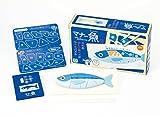 アイアップ マナーシリーズ マナー魚 おはしdeおさかなパズル 対象年齢6才から 4546598006995