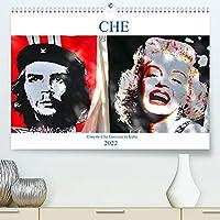 CHE - Ernesto Che Guevara in Kuba (Premium, hochwertiger DIN A2 Wandkalender 2022, Kunstdruck in Hochglanz): Darstellungen und Souvenirartikel mit Che Guevara in Kuba (Monatskalender, 14 Seiten )