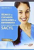 Técnico En Cuidados Auxiliares De Enfermería SACYL - Temario II, Volumen 2 (Castilla Y Leon)