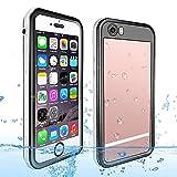 iPhone 6S Plus/6 Plus Waterproof Case, EFFUN IP68...