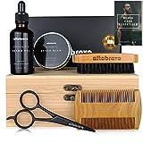 Premium Beard Care, Grow, and Groom Kit for Men - Complete Beard Care & Grooming Kit | Bea...