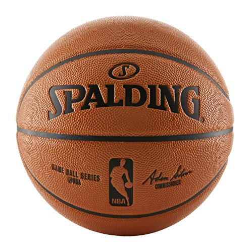 Review Of Spalding NBA Replica Indoor/Outdoor Basketball