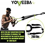 Zoom IMG-1 novit set professionale fasce fitness