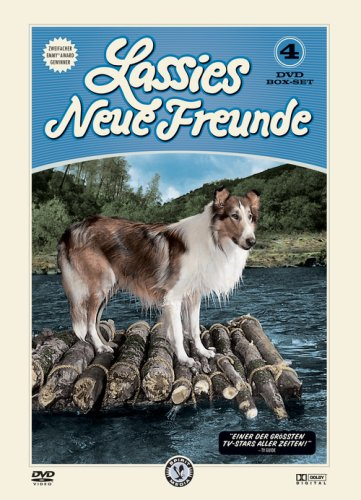 Lassies neue Freunde, Box 2 [4 DVDs]