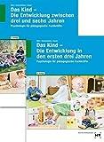 Paketangebot Das Kind - Die Entwicklung Band 1 und Band 2: Psychologie für pädagogische Fachkräfte