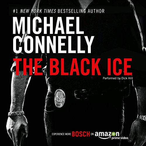 Couverture de The Black Ice: Harry Bosch Series, Book 2